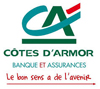 Logo Crédit Agricole Côtes d'Armor