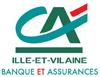 Logo Crédit Agricole Ille et Vilaine